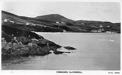 Downings Co Donegal published by McGill Ardara RP