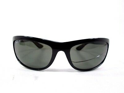 1e63ae225a6 RAY-BAN Sunglasses - RB4089 Baloram Frame  Black Lens  Crystal Green ...