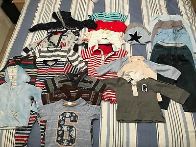 Boys 6-9 month bundle (mainly Next) all excellent condition