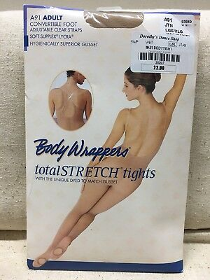Body Tight Body Wrappers A91 Women Small//Medium Theatrical Pink Convertible Adj