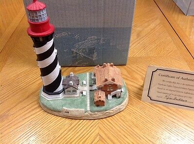 Harbour Lights St. Augustine, Fl, #138, retired Authentic Certificate, 1478/5500