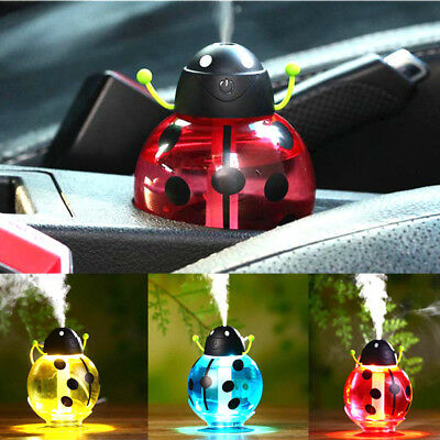 Beatles Home Aroma LED Humidifier Air Diffuser Purifier Atomizer Aromatherapy U