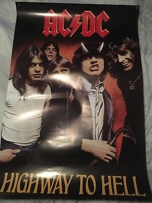 AC-DC Highway To Hell Poster