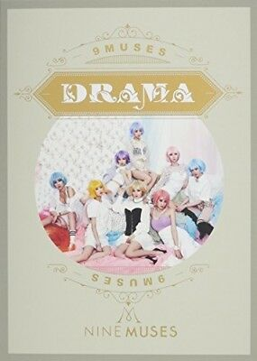 9Muses - Drama (Mini Album) [New CD] Asia - Import