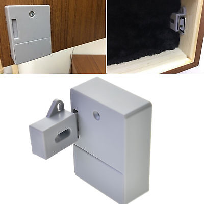 Battery RFID Cabinet Drawer Lock Paste Password to unlock simple Convenience
