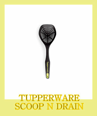 BNIP TUPPERWARE - KP Tools - Kitchen Prep - DRAINER - 1 PIECE. Must Have