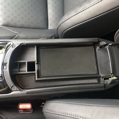 Interior Car Armrest Storage Glove Box Cover For Toyota C-HR CHR 2016 2017 2018