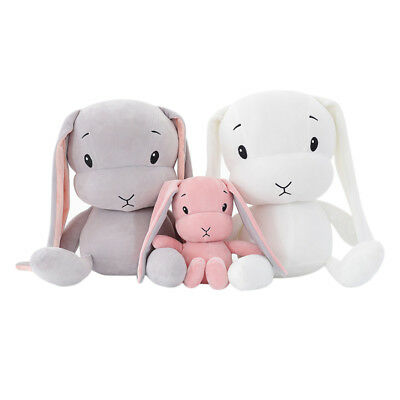 Cute Bunny Rabbit Stuffed Animal Baby Kids Gift Animals Doll Soft Plush Toys HQ
