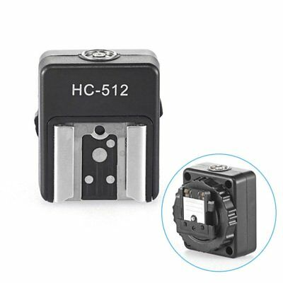HC-512 Hot Shoe Adapter for Sony MI Interface A7S A7R A6000 A6300 to Nikon Flash