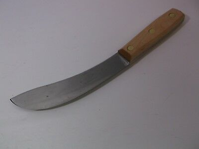 Dexter 6 inch Beef Skinning Knife High Carbon Curved Blade Full Tang Wood Handle