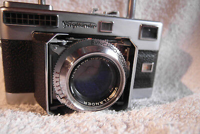 VOIGTLÄNDER Vitessa ULTRON 2.0 all working,nice con.Deutsch läuft gut  alles ok!