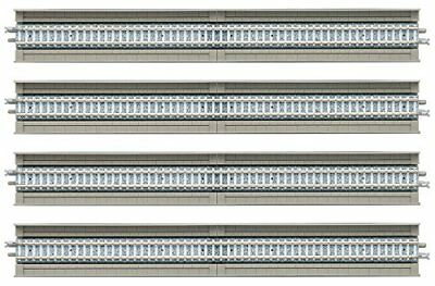 TOMIX N gauge 1822 viaduct with PC rail HS280-PC (F) (4 pcs set) Japan F/S
