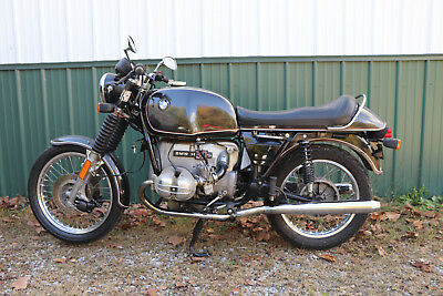 1975 BMW R-Series  1975 BMW R90S - Genuine S model, strong runner with 56k miles