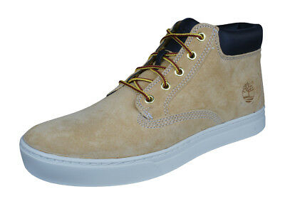TIMBERLAND DAUSET CHUKKA Mens Suede Leather Ankle Boots
