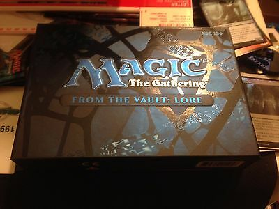 Magic The Gathering, From the Vault: Lore