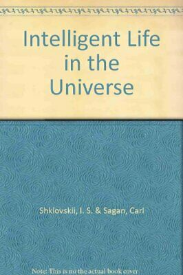 Intelligent life in the universe by Carl Sagan Book The Cheap Fast Free Post
