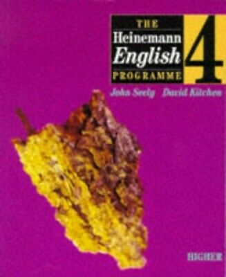 Heinemann English Programme Student Book 4 (H... by Constant, Ms Clare Paperback