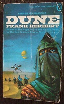 Dune by Herbert, Frank Paperback Book The Cheap Fast Free Post