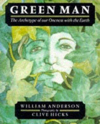 Green Man by Anderson, William Paperback Book The Cheap Fast Free Post