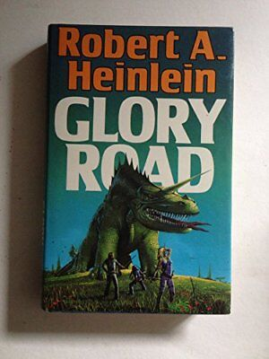 Glory Road by Heinlein, Robert A. Hardback Book The Cheap Fast Free Post
