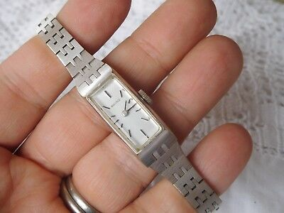 Lovely Vintage 1960s Manual Wind Up WATCH