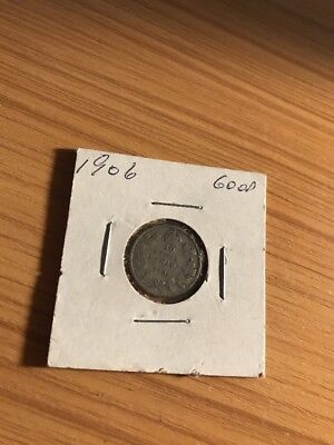 1906 10C Canada 10 Cents