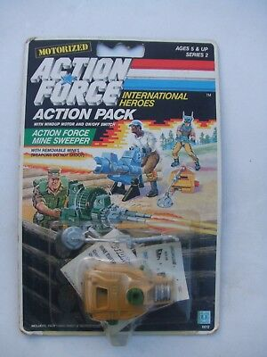 Action Force - International Heroes - Action Pack - Mine Sweeper - Neu & OVP