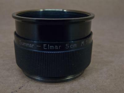 Leitz Leica L39 Summar - Elmar 5cm Extension Tube M. 1:2 - Brass