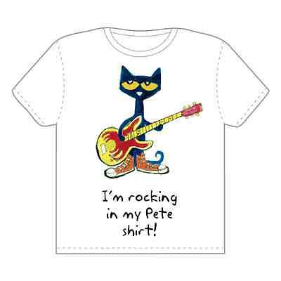 TODDLER t-shirt Pete the Cat style 1 Rocking in my Pete Shirt