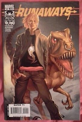 RUNAWAYS (2005/Vol 2) #24 by Brian K. Vaughan & Adrian Alphona - MARVEL COMICS