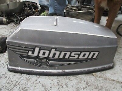 1999 Johnson 50hp outboard top cowling