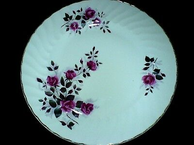 RIDGWAY IRONSTONE Fragrance 9 3/4 inch Plate x 1 (4 available) 1955-64