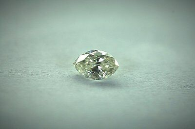 Lose natürliche(clarity enhanced) Diamant Marquise 1.00 ct P1/G