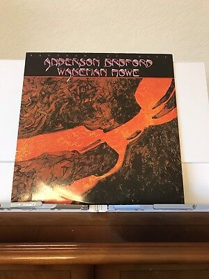 Anderson Bruford Wakeman And Howe- Brother Of Mine 10 Inch Record