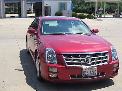2008 Cadillac STS Luxury Sports package 2008 Cadillac STS AWD - Fully Loaded - Miles 114,500