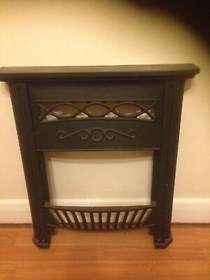 Decorative Fire Surround / Guard cast iron
