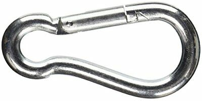 Campbell T7645046V Zinc Spring Snap Links, 3-1/2-Inch, New