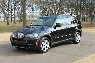 2011 BMW X5 35d Diesel Perfect Carfax Heated Leather Seats Pano Roof TV/DVD 3rd Row Seat