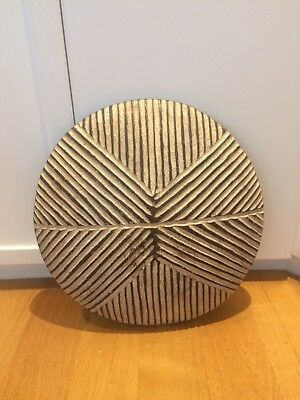 South African Wooden Warrior Shield