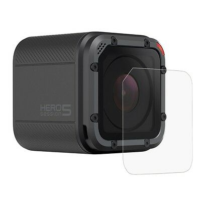 PULUZ 0.3mm Lens Tempered Glass  Screen Protector Film For GoPro HERO 5 Session4