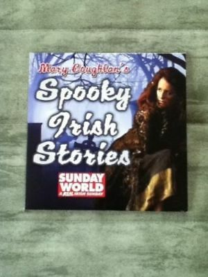 Mary Coughlan Spooky Irish Stories CD audiobook A Halloween Adventure