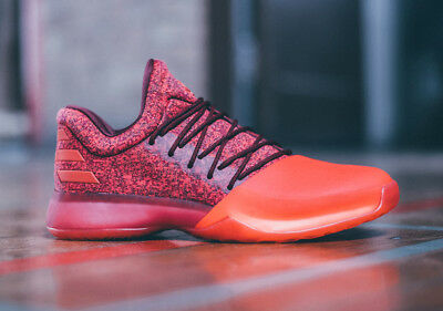24e13aea94c0 NEW MENS ADIDAS Harden Vol.1 Sneakers B39501-Shoes-Basketball-Size ...