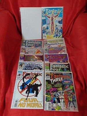Fantastic Four 19 issue lot, 371-389 Very Fine and Better No Reserve