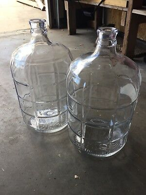 3 Gallon glass carboy- Homebrew Beer Wine Mead Cider Moonshine Kombucha