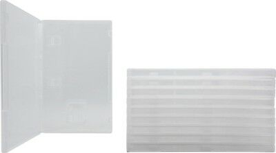 (10) VGBR10SWCL Nintendo Switch Clear 10mm Empty Boxes Cases Replacements Game