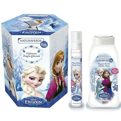 Set colonia gel baño Frozen Disney