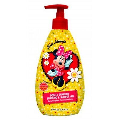 Gel champu Minnie Mouse Disney