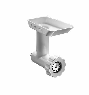 KitchenAid FGA Food Meat Grinder Attachment for Stand Mixer Fine & Coarse Plates