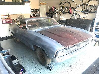 Ford xb coupe (no reserve)