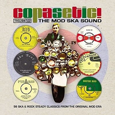 Various Artists - Copasetic! The Mod Ska Sound / Various [New CD] UK - Import
